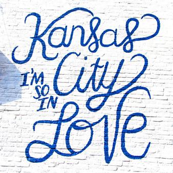 I'm So In Love Mural
