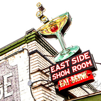Eastside Show Room was shut down in 2016. The new location is called Ah Sing Den and serves Asian-inspired hot & cold dishes, plus sweets, cocktails & sake in an intimate setting.