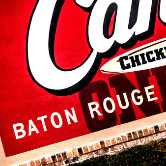 """This Raising Canes is the founding ship of the fleet of Rainsing Canes that started in 1996! This location has since been dubbed as """"The Mothership."""""""