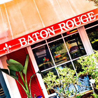 Baton Rouge Drapes
