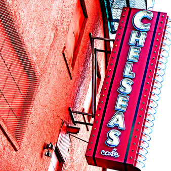 Chelseas Cafe is a great place to experience delicious food, groovy music and visit with friends - old and new.