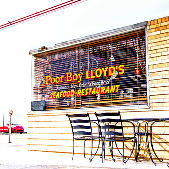 Po boys & fried seafood from a casual breakfast-&-lunch cafe offering dinner on weekends.
