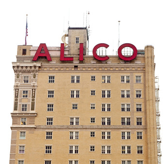 The ALICO Building is a 22-story office building in downtown Waco, Texas. Currently owned and operated by the American-Amicable Life Insurance Company of Texas, the ALICO Building was the first tallest building in Texas. Still, the tallest building located in Waco, this building was one of the five tallest buildings in the world by 1911