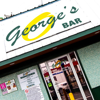 """Many have come and gone, but George's is still here, for 80 years and counting. The original building, consisting of the bar area with a small kitchen in back, began in 1930 as """"Harry B's,"""" named after owner HarryUrmeister."""