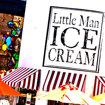 Little Man serves Denver's tastiest and freshest homemade ice cream, novelties, and other scrumptious treats from an iconic 28-foot-high milk can. The shop has an ever-changing roster of flavors offered every day. And as the weather cools down, Little Man shifts its focus from ice cream to soup.
