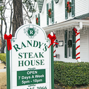 Beginning in 1993, this Frisco restaurant fills the building of a Victorian home built in 1869.  Being the longest family-owned chophouse, this eatery specializes in prime steaks, seafood, and more.