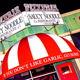 """With the slogan loud and bold """"if you don't like garlic, go home"""", this old-school Italian restaurant has been serving a long varying menu for over the last four decades. Now a Denver landmark, this family-operated restaurant is also known as home to many of its locals and visitors."""