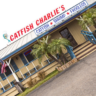 Fried catfish, shrimp & oysters meet other Louisiana fare in a casual, wharf-style setting. Locally owned and operated for over 30 years, Catfish Charlie's has been a must-do for both visitors and locals.