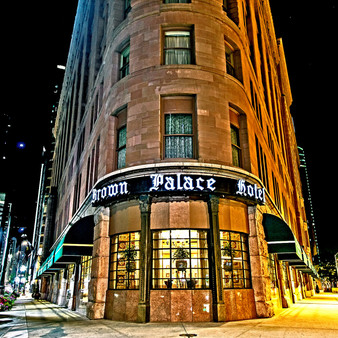 The Brown Palace Hotel and Spa, Autograph Collection is a historic hotel in Denver, Colorado. It is one of the first atrium-style hotels ever built. It is now operated by HEI Hotels and Resorts, and joined Marriott's Autograph Collection Hotels in 2012.