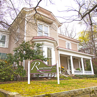 Rosemont B&B you get to experience southern hospitality when you stay at one of bed and breakfasts or inns.