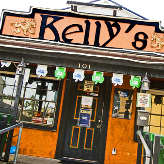 Simply Durty Nelly's sister location, this Irish pub serves traditional food and import drafts while providing piano entertainment and sing-alongs in a festive atmosphere.