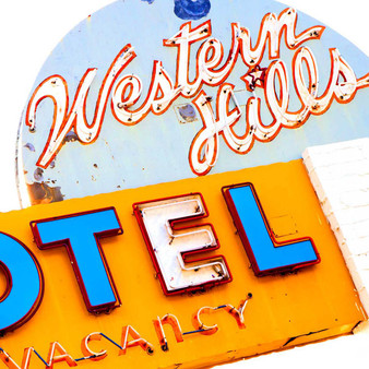"Just 7 minutes away from downtown Denver is the Western Hills Motel. Found on what was once known as the ""Disneyland of motels"", this Colfax lodge provides shelter for many throughout the city."