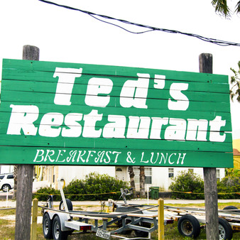 Serving breakfast, brunch, and lunch items, Ted's Restaurant is the homey setting for Texas-style food.