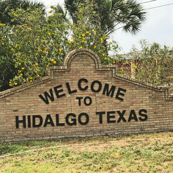 """The area that is now Hidalgo was first settled by Spanish colonists led byJosà de Escandóncirca1749. The colony was known by multiple names: La Habitación, Rancho San Luis, and San Luisito. In 1852, John Young settled in the area and renamed the town """"Edinburgh"""" after his place of birth,Edinburgh,Scotland; Edinburgh became thecounty seatof Hidalgo County. The town was incorporated in 1876, and its name was changed to """"Hidalgo"""" in 1885."""