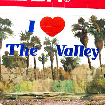 As Austin and San Antonio are the nearest major cities for the Rio Grande Valley, many migrate into one of those two. As San Antonio is slightly closer to the Valley, it's a very popular destination for this reason. However, though many migrate out of the Valley for contemporary living, their pride for the Valley remains loud and strong as seen in this mural.