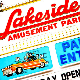 Lakeside Amusement Park is a family-owned amusement park in Lakeside, Colorado, adjacent to Denver. Originally named White City, it was opened in 1908 as a popular amusement resort adjacent to Lake Rhoda by the Denver Tramway, making it a trolley park.