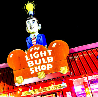 Long-standing lighting depot offering an extensive selection of hard-to-find bulbs. Unfortunately this location is no longer open.