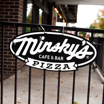 <p>Minsky's is a popular pizza chain with 18 locations throughout the KC metro and Lawrence, KS.<p><p>Click &lsquo;Choose a Product&rsquo; above to get this image hand printed on a ceramic 4x4 custom coaster, cutting board, magnet, ceramic trivet, ornament, dog tag or canvas.</p>