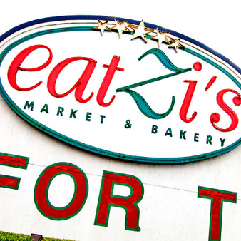 Founded in 1996, Eatzi's Market and Bakery features an intimate yet causal atmosphere, where superb service can always be expected. Specializing in European flavors, this eatery offers prepared meals, sandwiches, deli fare, baked goods and more.