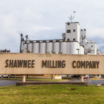 Shawnee Milling Company was started in 1906 by the J. Lloyd Ford family. The original mill still stands today and can be found in Shawnee, Oklahoma.