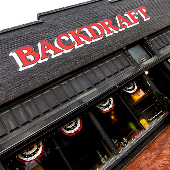 Backdraft restaurant and Bar is a popular spot and hangout in Cleveland, MS!