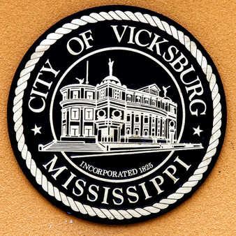 Vicksburg is a historic American city, located on a high bluff on the east bank of the Mississippi River across from Louisiana.