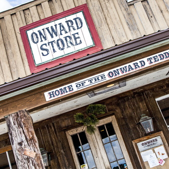 The Onward Store in Rolling Fork, Mississippi, has a wonderful history and is still serving customers today.