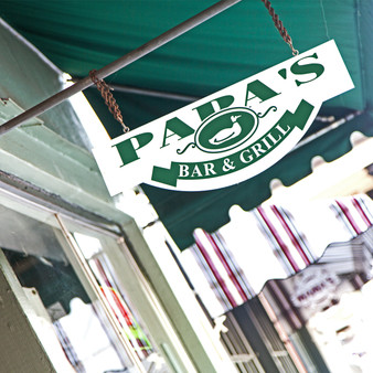Located in the Landmark Historic District overlooking the beautiful Cane River, the building, home to Papa's, dates back to the late 1800s.