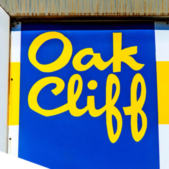 Associated with being one of Dallas' oldest neighborhoods, Oak Cliff was established in 1901 and is just across the Trinity River from Dallas, itself. Once identifying as its own separate city, Oak Cliff is now compared to areas like the Bishop Arts District, University Park and Greenville Avenue.