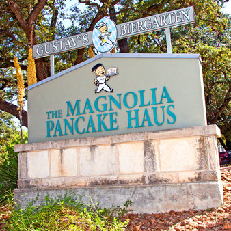 """The Magnolia Pancake Haus' famous breakfast was built around a recipe for """"the world's best"""" buttermilk pancakes and unique menu items made with the freshest ingredients. Family owned and operated since 2000, they strive every day to provide the best breakfast experience in San Antonio."""