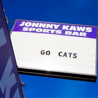 <p>This is a popular sports bar in Kansas City, MO<p><p>Click &lsquo;Choose a Product&rsquo; above to get this image hand printed on a ceramic 4x4 custom coaster, cutting board, magnet, ceramic trivet, ornament, dog tag or canvas.</p>