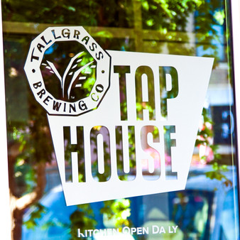 <p>Named the 2016 and 2017 Best Beer Bar in Kansas by the Brewers Association and Craftbeer.com, the Tallgrass Tap House is an 11,000-square-foot brewpub located at 320 Poyntz Ave. in the historic, revitalized downtown district of Manhattan, Kansas.<p><p>Click &lsquo;Choose a Product&rsquo; above to get this image hand printed on a ceramic 4x4 custom coaster, cutting board, magnet, ceramic trivet, ornament, dog tag or canvas.</p>