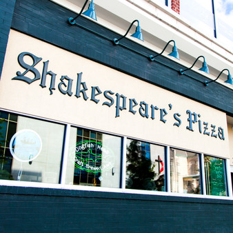 Shakespeare's Pizza