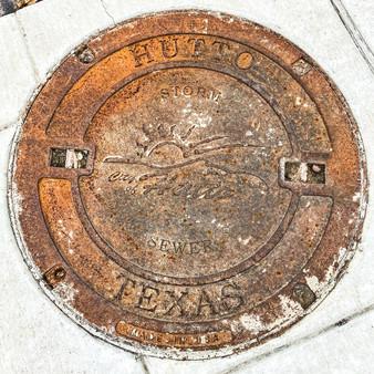 Hutto Manhole