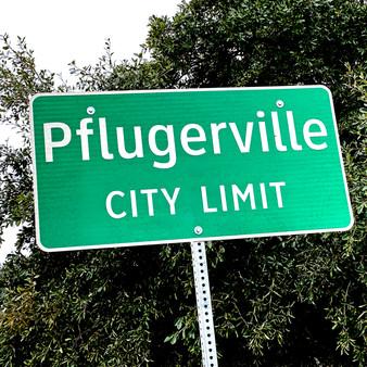 Pflugerville City Limits