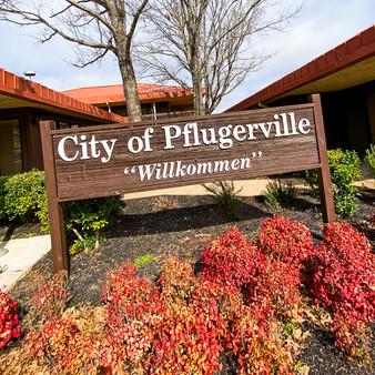 City of Pflugerville - Willkommen