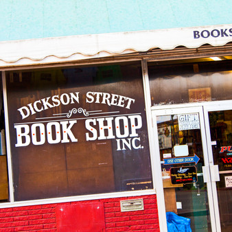 Dickson St. Bookstore
