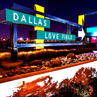 As Dallas' main airport until the International Airport opened in 1974, Love Field is a city-owned public airport just 6 miles northwest of downtown Dallas. In fact, Southwest Airlines maintains their corporate headquarters and an operating base here.