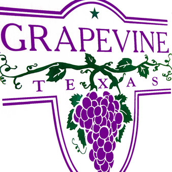Welcoming you into this railroad city, is Grapevine featuring a group of purple grapes, which has become the town's well-recognized symbol.