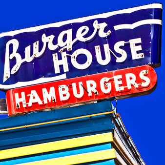 Burger House Hamburgers opened its original Hillcrest location in 1951 in Dallas, TX. The eatery is known for their mouthwatering burgers, famous fries, handmade shakes and malts.
