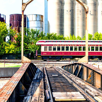 Running from the main street station in Grapevine to the Fort Worth Stockyards, this train represents a major chunk of Grapevine itself, as one of the things that made the city so recognizable was its railroad and use of historic charm.