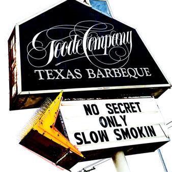 Goode Company Texas Barbecue