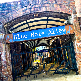 Blue Note Alley