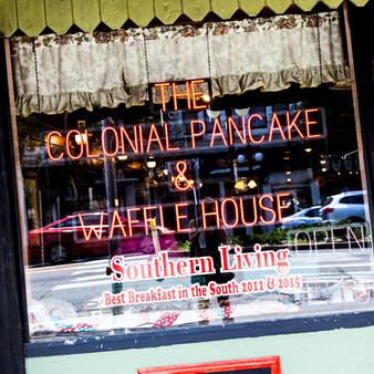 The Colonial Pancake & Waffle House