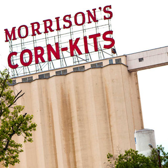 Featuring the headquarters of where it all started, Morrison's Corn Kits consist of a prepared corn bread mix that customers can quickly whip up.