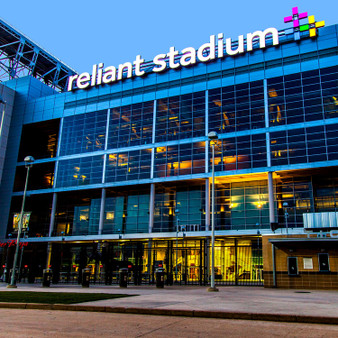 NRG Stadium, formerly Reliant Stadium, is a multi-purpose stadium in Houston, Texas, United States. It was constructed at the cost of $352 million and has a seating capacity of 71,995. It was the first NFL facility to have a retractable roof.