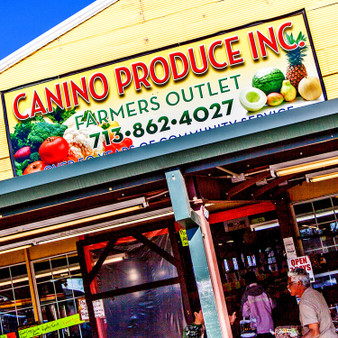 Home to Houston's local farmer's market, Camino Produce has been a Houston staple for the last several decades. Now undergoing a remodel, Camino Produce is committed to providing the freshest ingredients to its customers