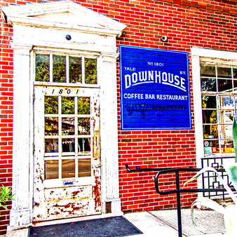 Being well-known locally, the Down House is known throughout this major city as being one of the most popular social houses that also serves eclectic food in a laidback environment.