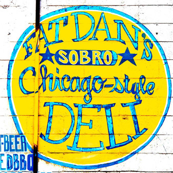 <p>Fat Dan's DELI is a local restaurant that serves authentic Chicago-style deli & pub, with smokin' good Chicago comfort food & great craft beers & wines. <p><p>Click &lsquo;Choose a Product&rsquo; above to get this image handprinted on a ceramic 4x4 custom coaster, cutting board, magnet, ceramic trivet, ornament, dog tag or canvas.<p>