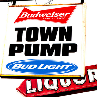 Town Pump  is a classic local watering hole featuring a full bar, comfort grub, pool tables & karaoke nights.